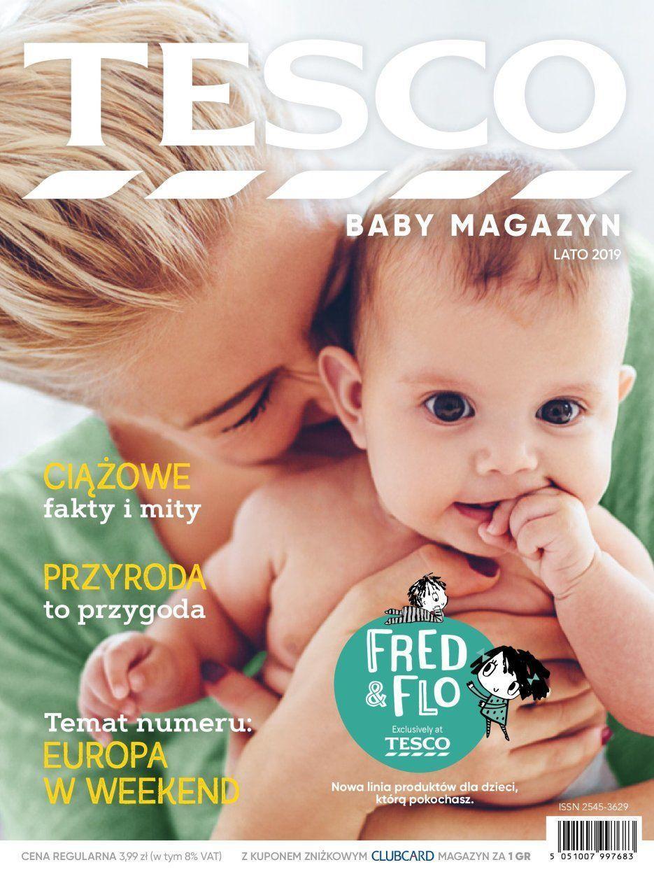 Gazetka promocyjna Tesco do 31/10/2019 str.1