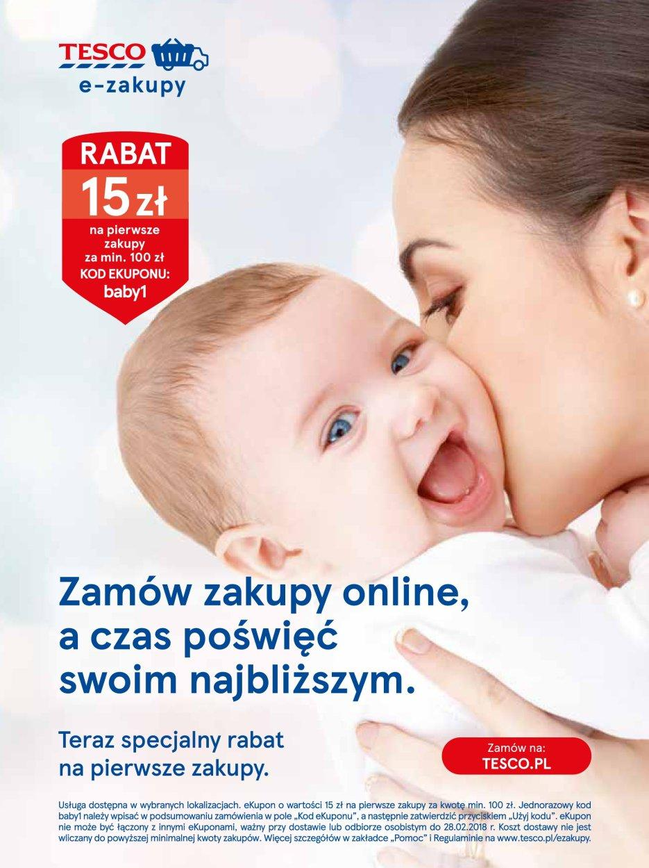 Gazetka promocyjna Tesco do 15/05/2018 str.16