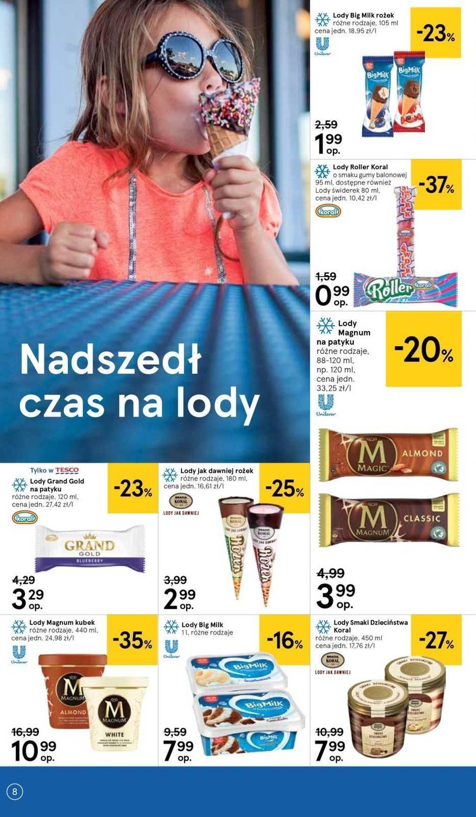 Gazetka promocyjna Tesco do 26/06/2019 str.7