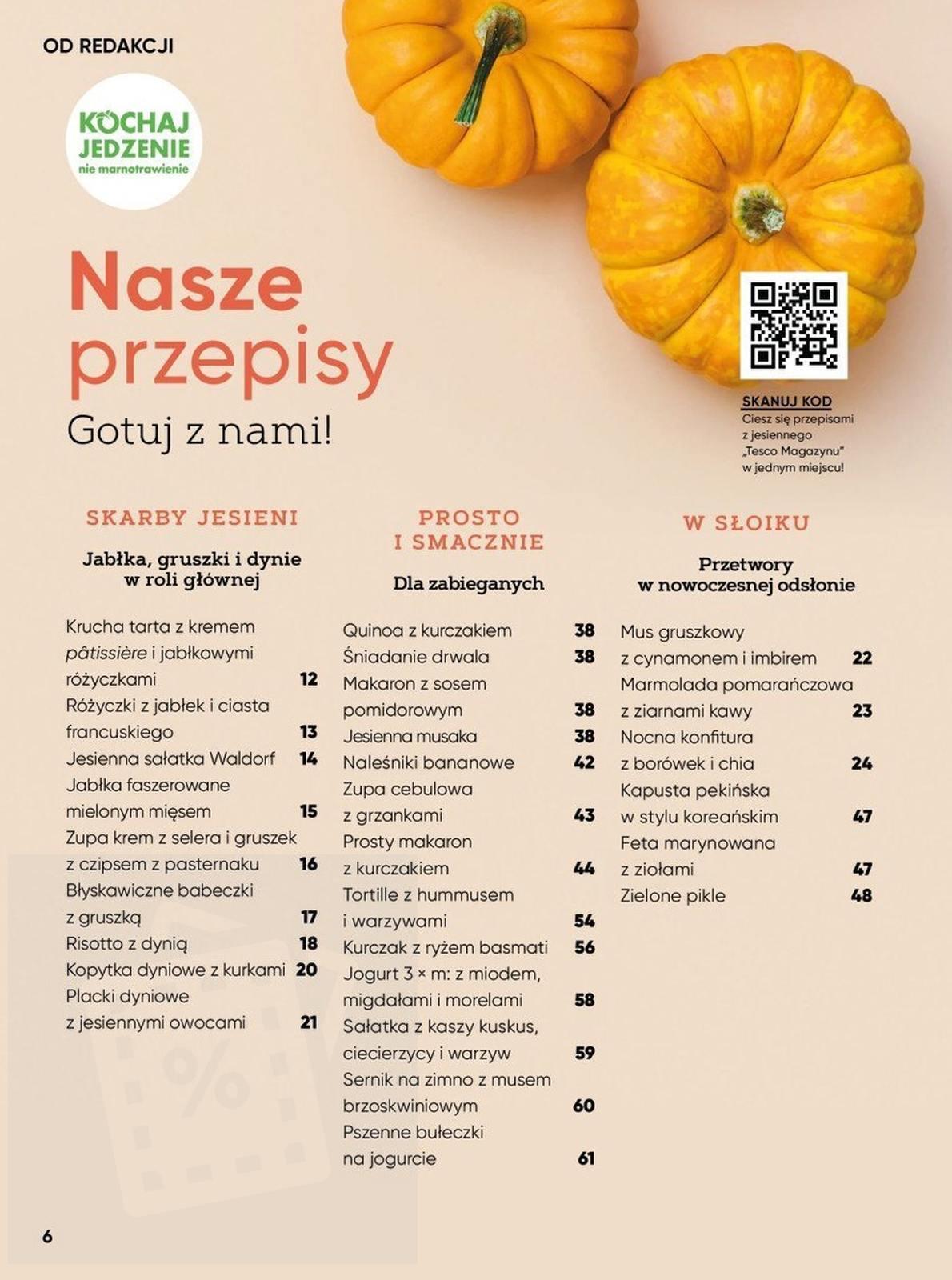 Gazetka promocyjna Tesco do 24/11/2019 str.6