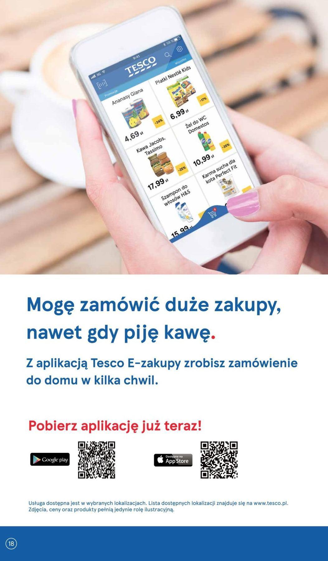 Gazetka promocyjna Tesco do 30/01/2019 str.17