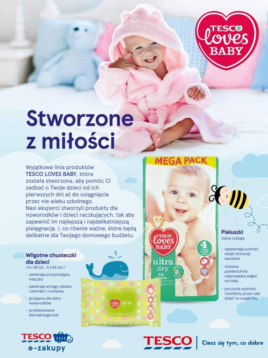 Gazetka promocyjna Tesco do 15/05/2018 str.40