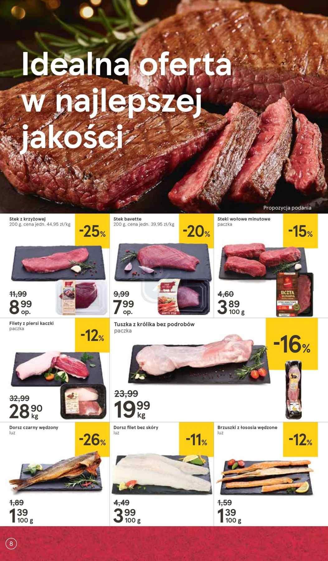 Gazetka promocyjna Tesco do 12/12/2018 str.8