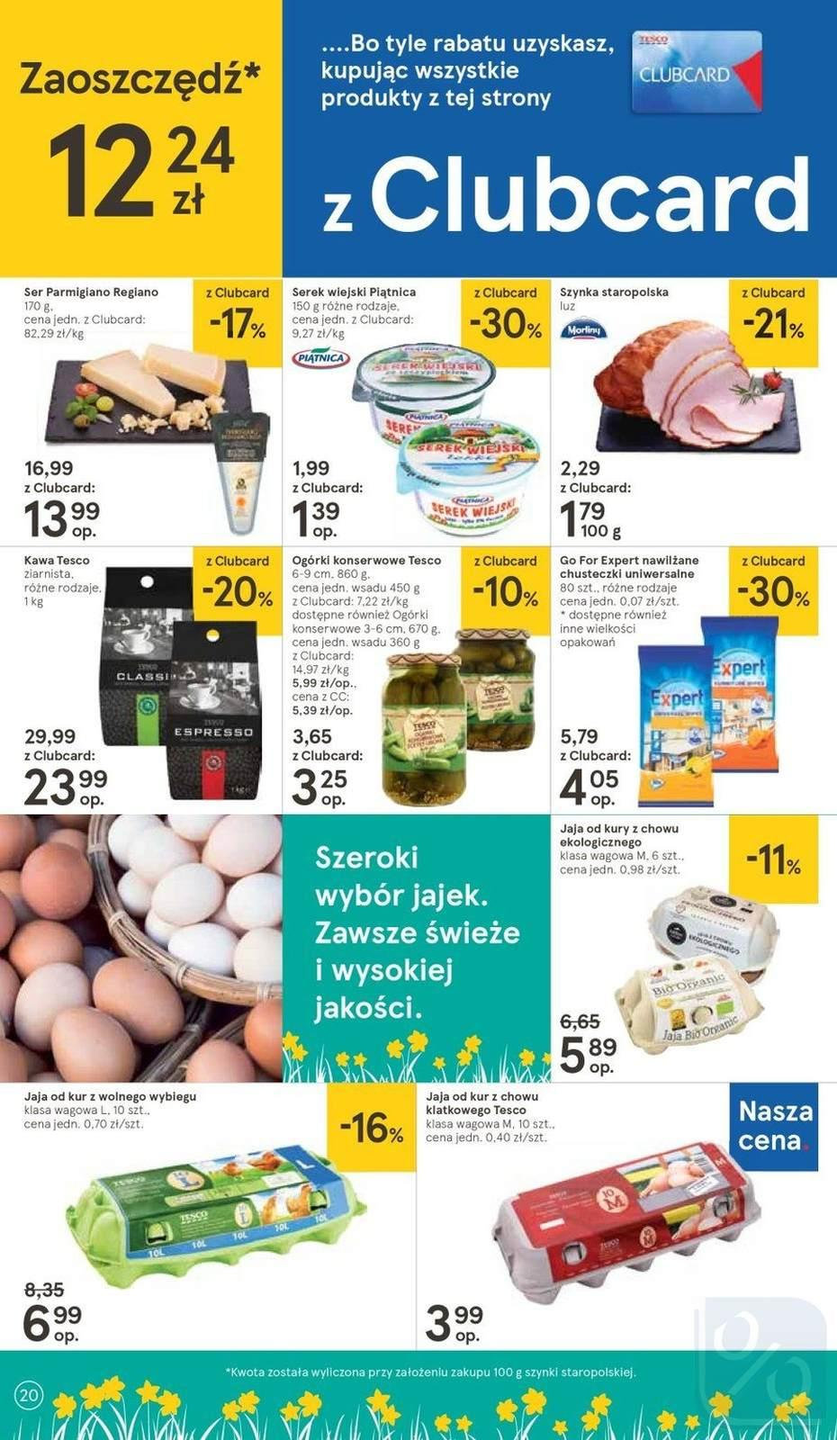 Gazetka promocyjna Tesco do 10/04/2019 str.19
