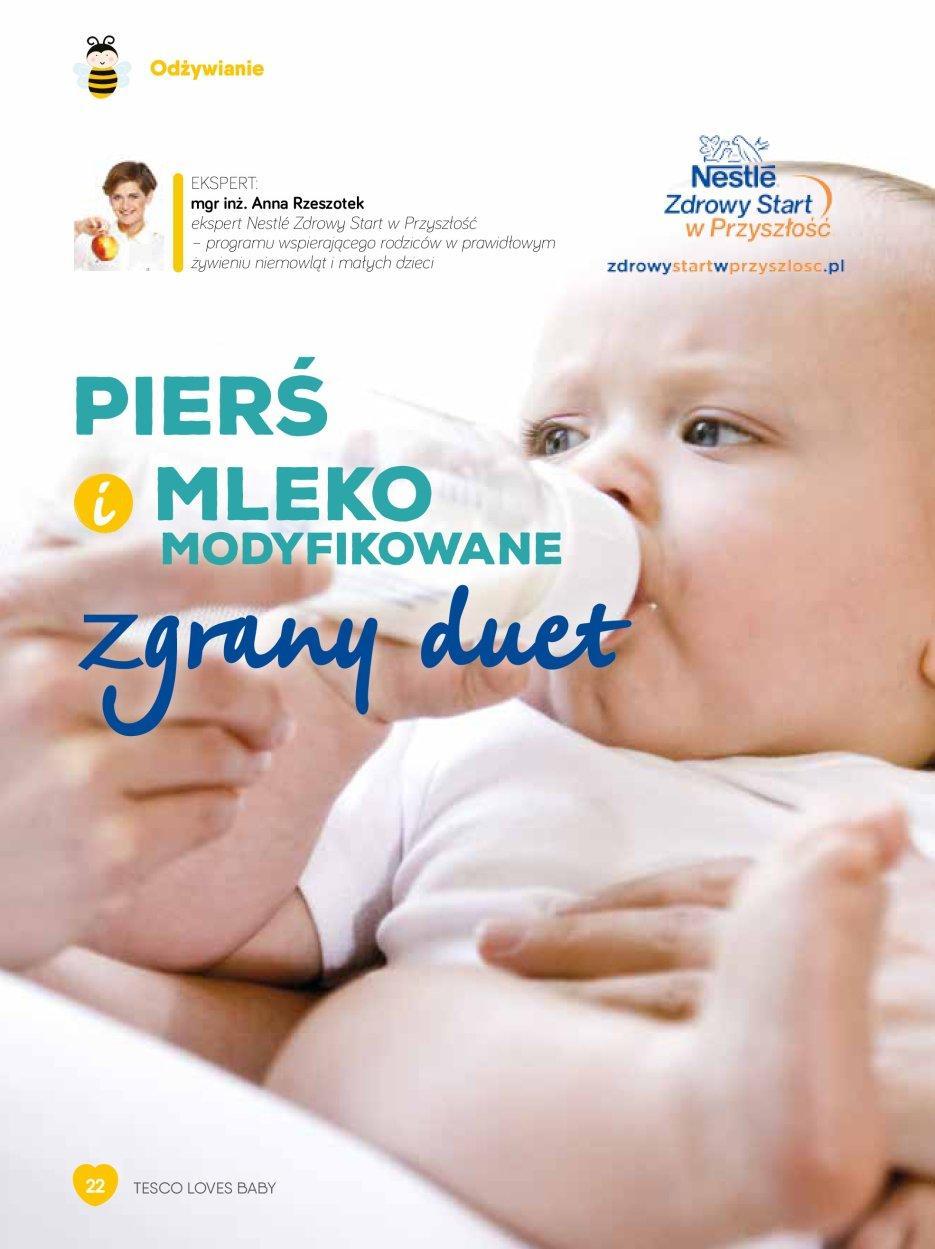 Gazetka promocyjna Tesco do 15/05/2018 str.22