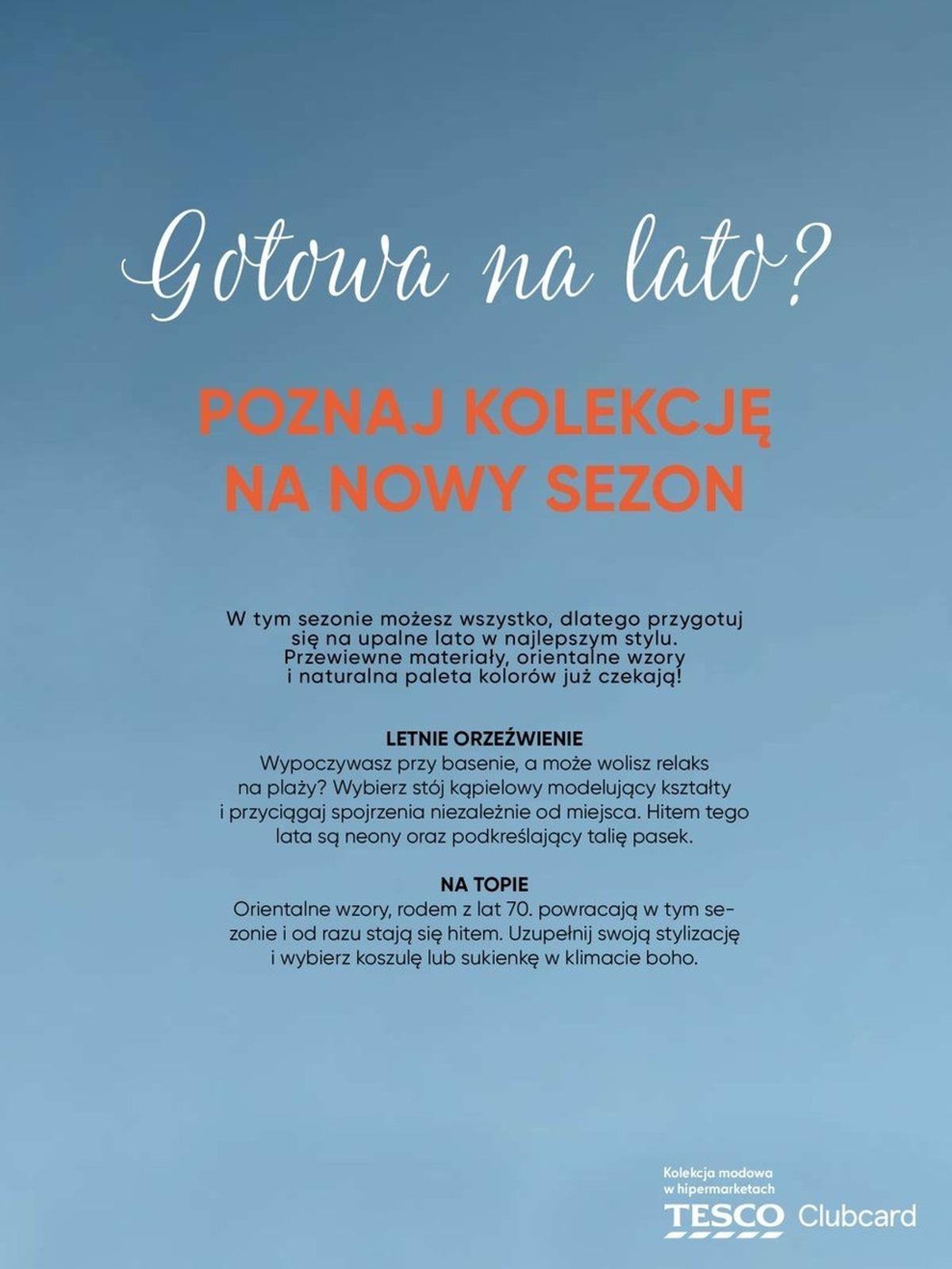 Gazetka promocyjna Tesco do 25/08/2019 str.86