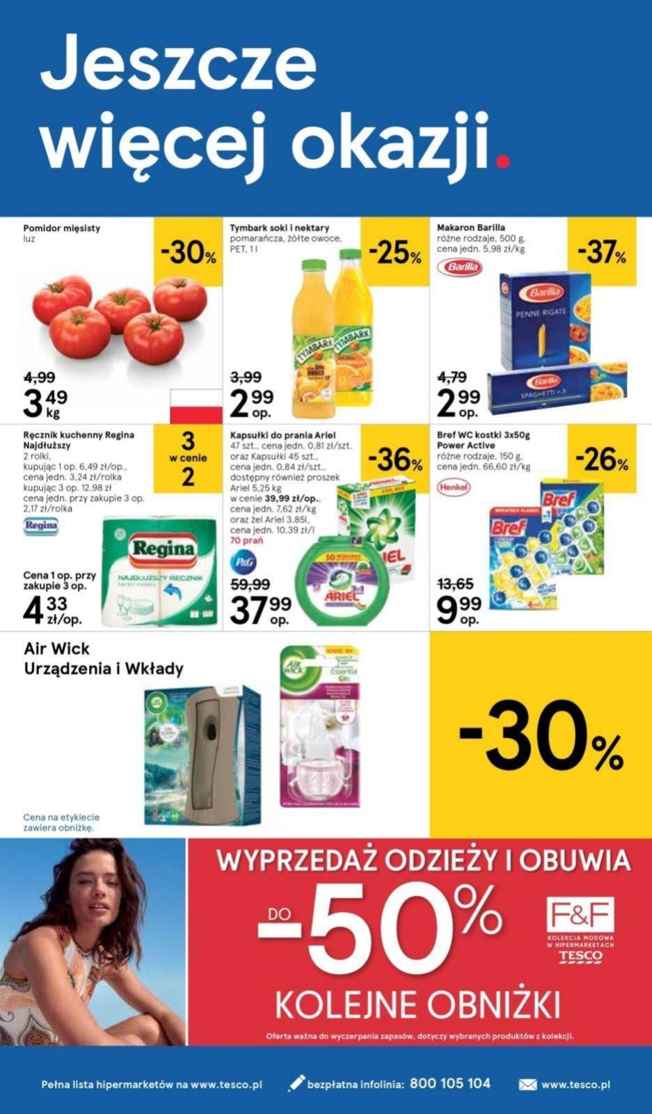 Gazetka promocyjna Tesco do 17/07/2019 str.28