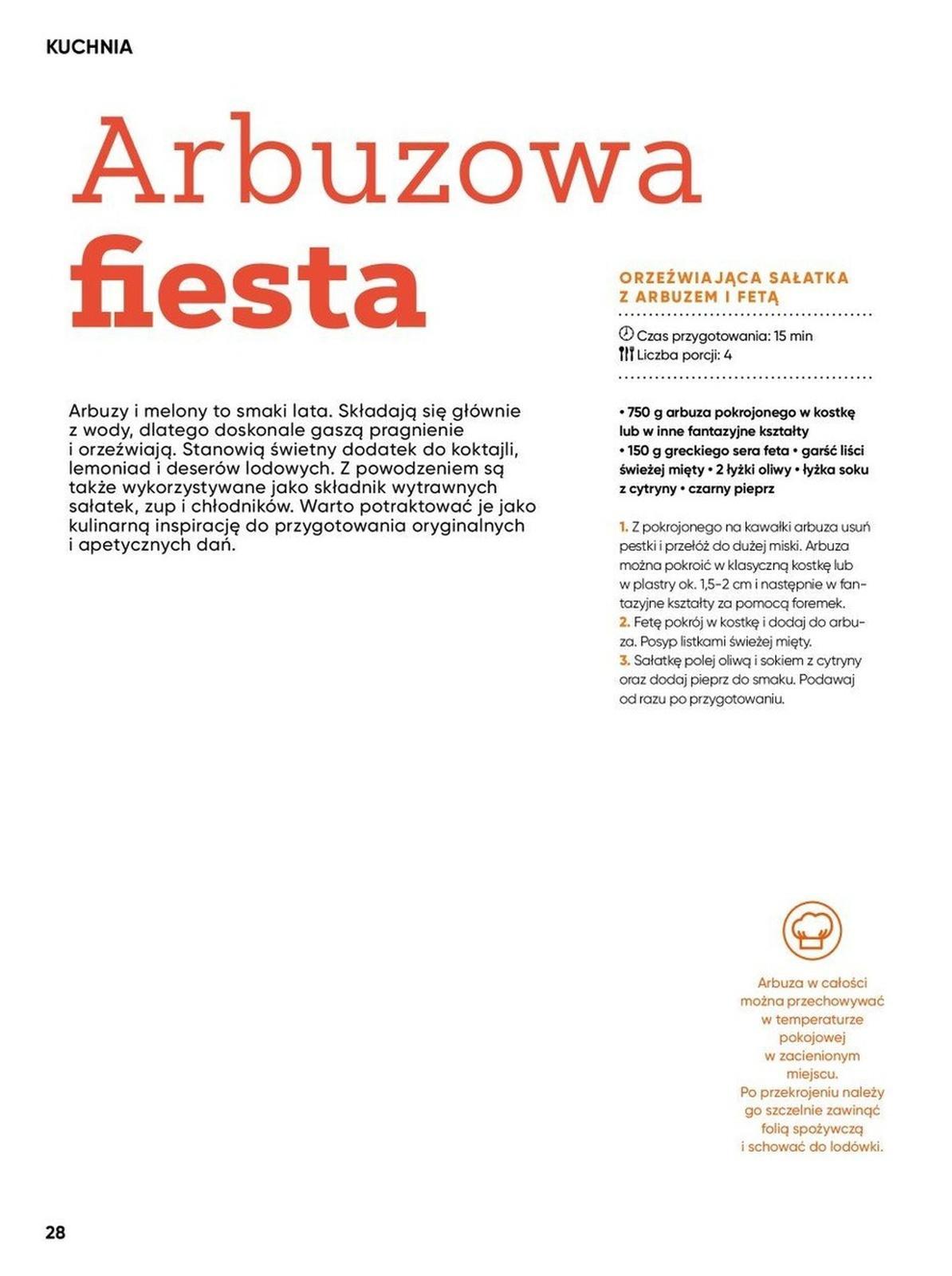 Gazetka promocyjna Tesco do 25/08/2019 str.28