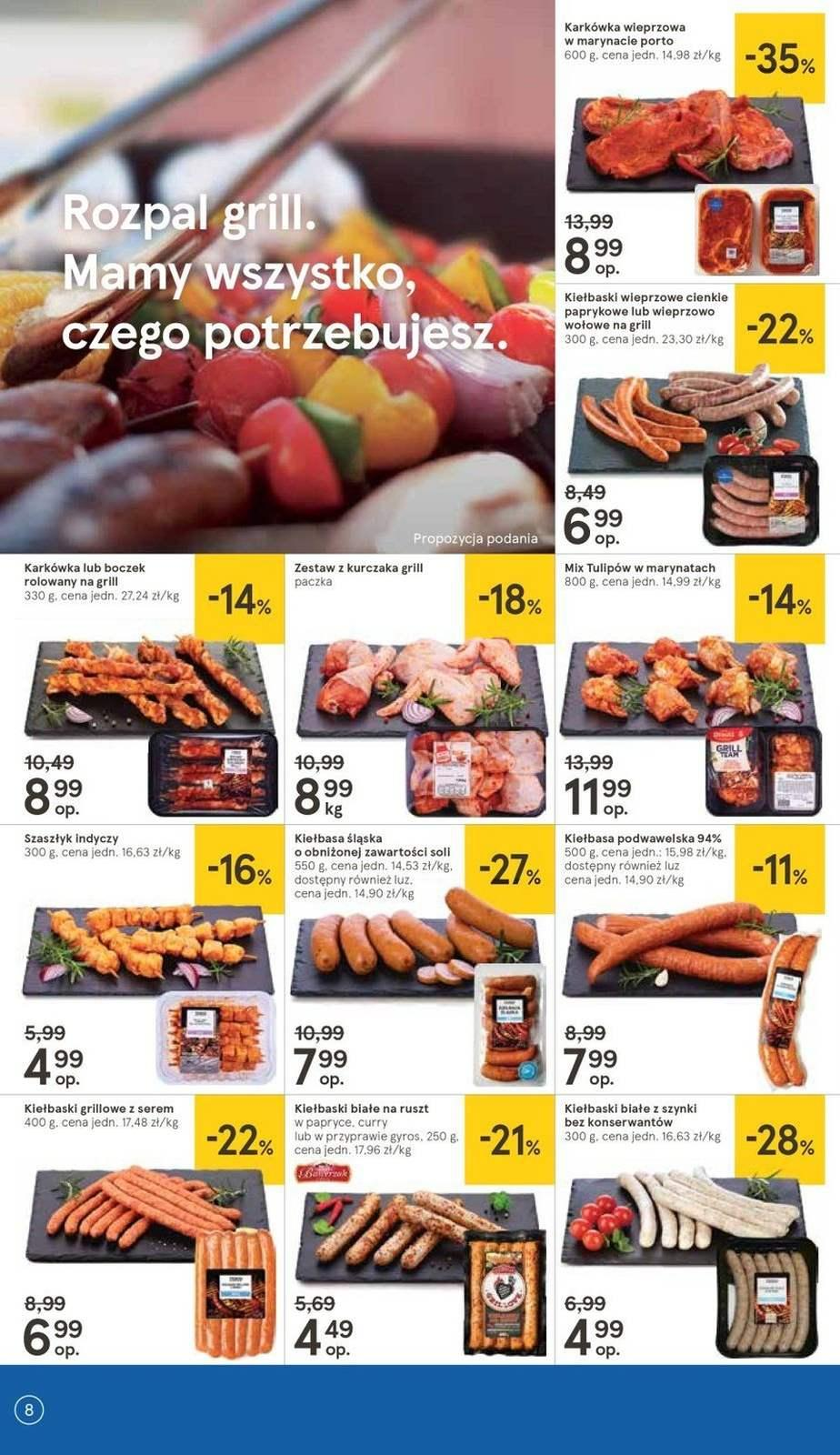 Gazetka promocyjna Tesco do 22/05/2019 str.7