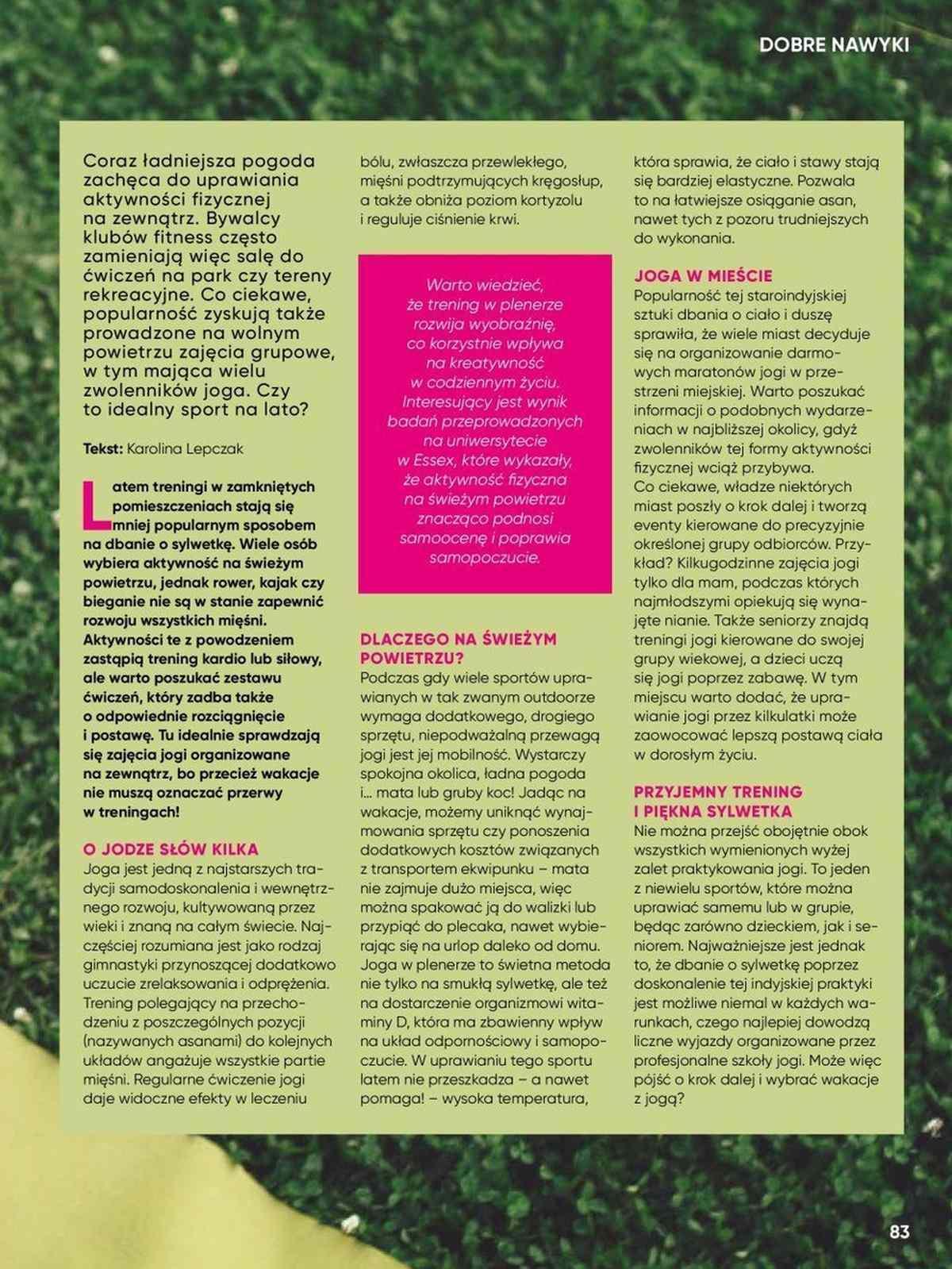 Gazetka promocyjna Tesco do 25/08/2019 str.83