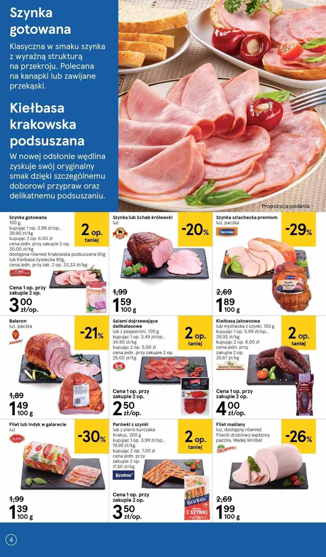 Gazetka promocyjna Tesco do 31/12/2018 str.3