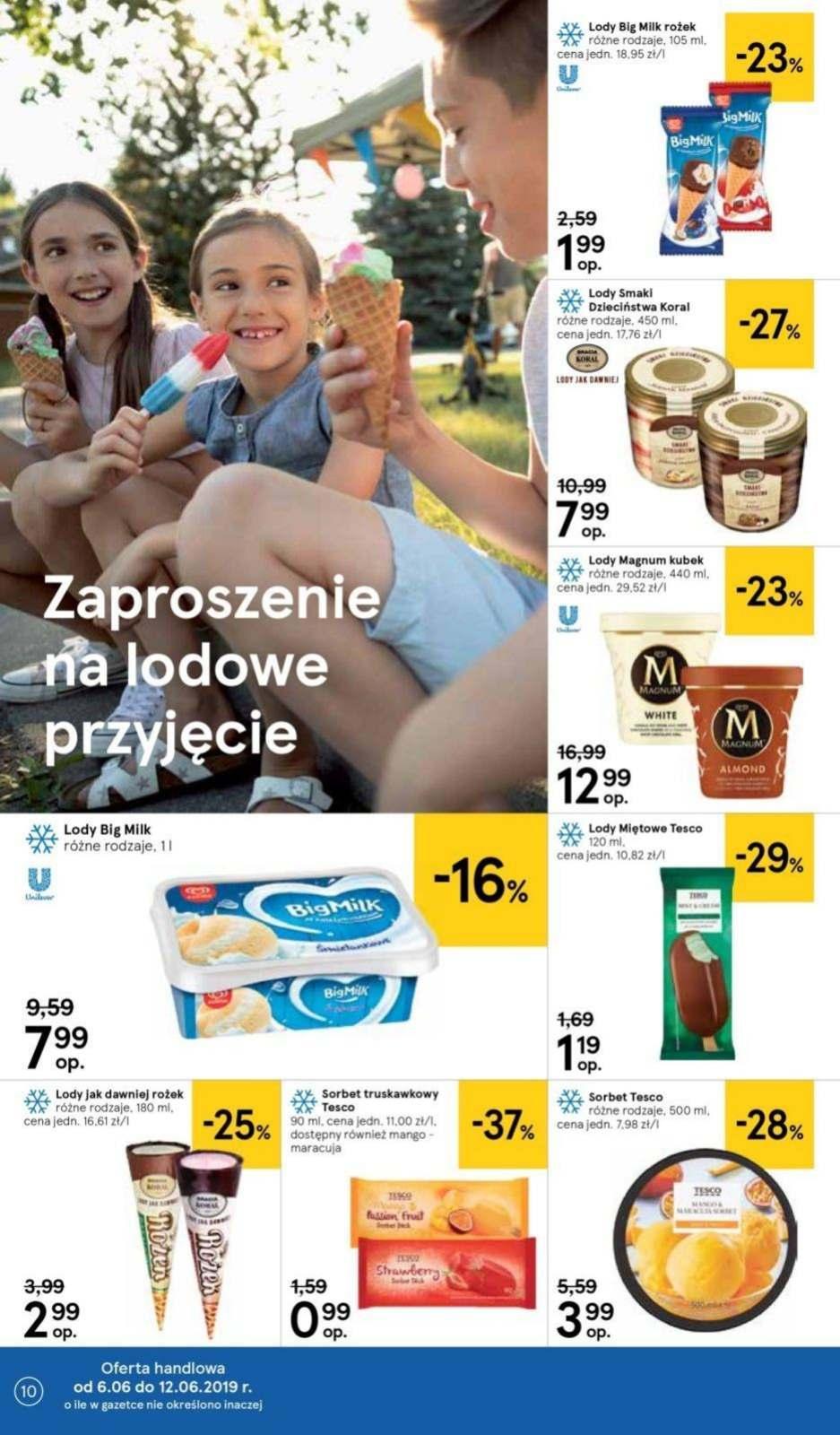 Gazetka promocyjna Tesco do 12/06/2019 str.9