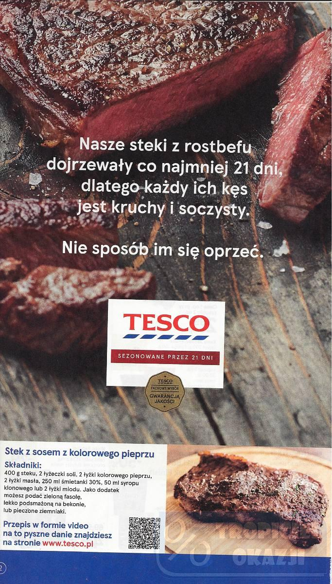 Gazetka promocyjna Tesco do 17/10/2018 str.1