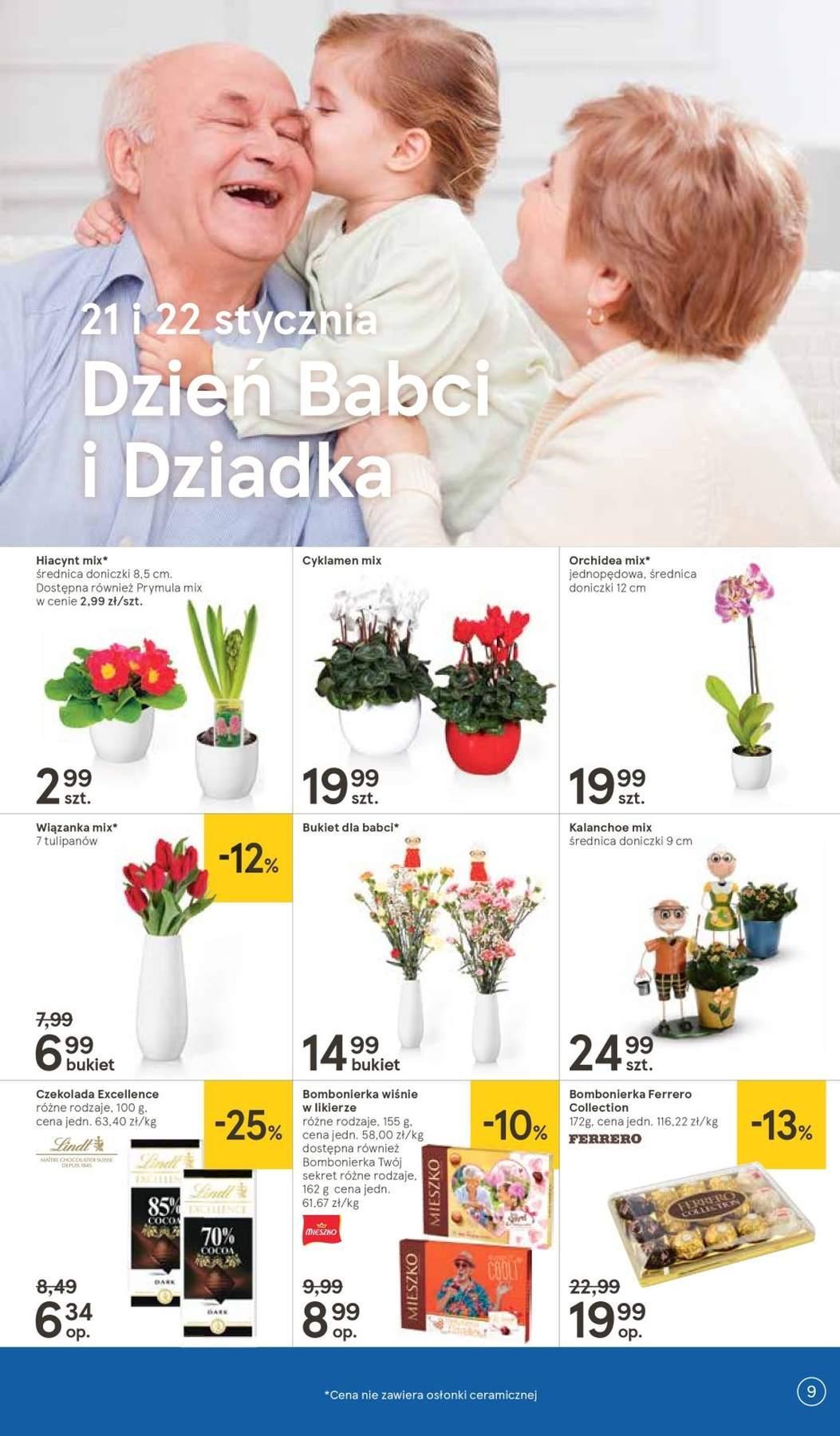 Gazetka promocyjna Tesco do 23/01/2019 str.9