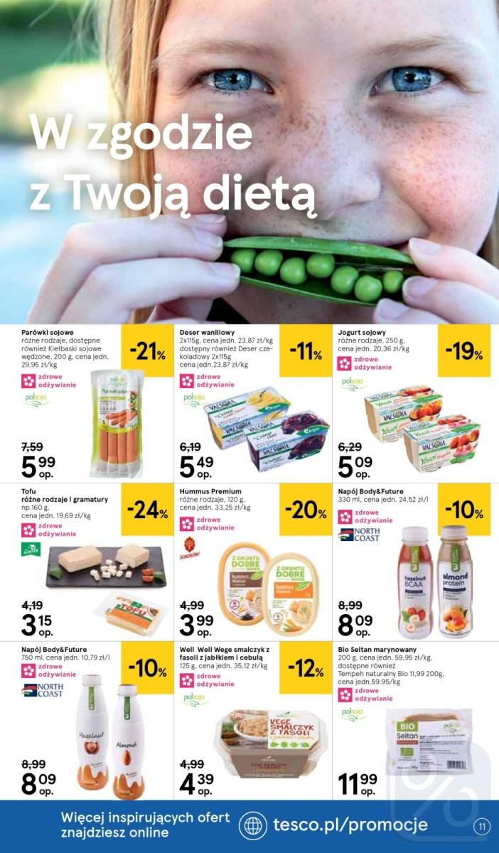 Gazetka promocyjna Tesco do 17/10/2018 str.11