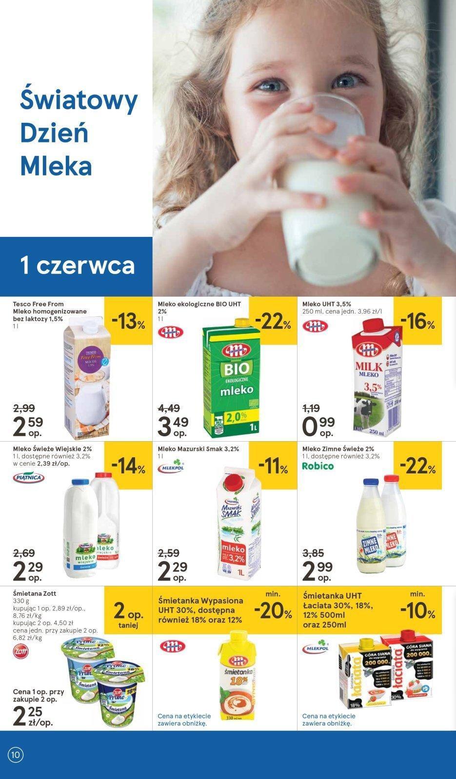 Gazetka promocyjna Tesco do 05/06/2019 str.9