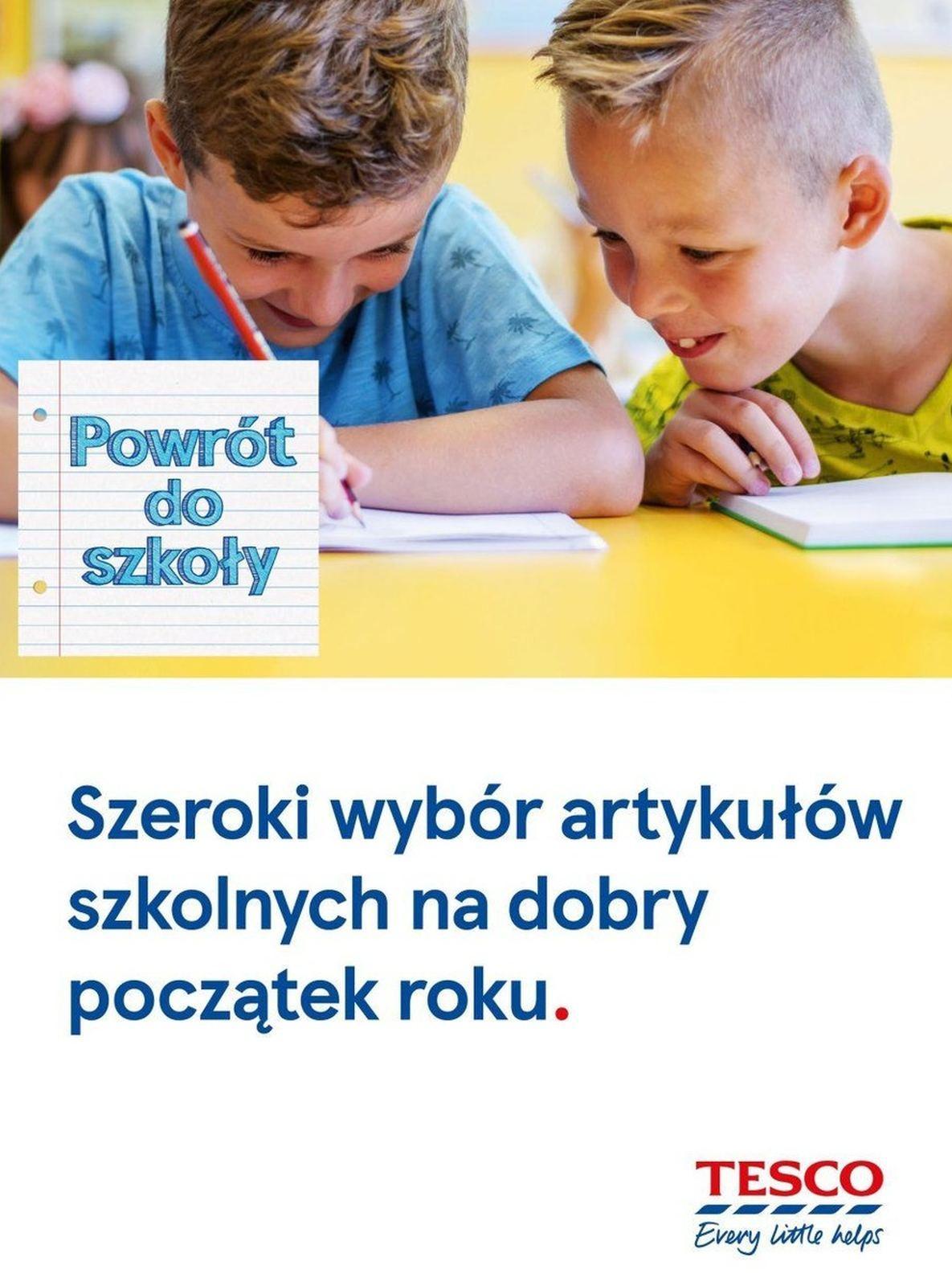 Gazetka promocyjna Tesco do 24/11/2019 str.101