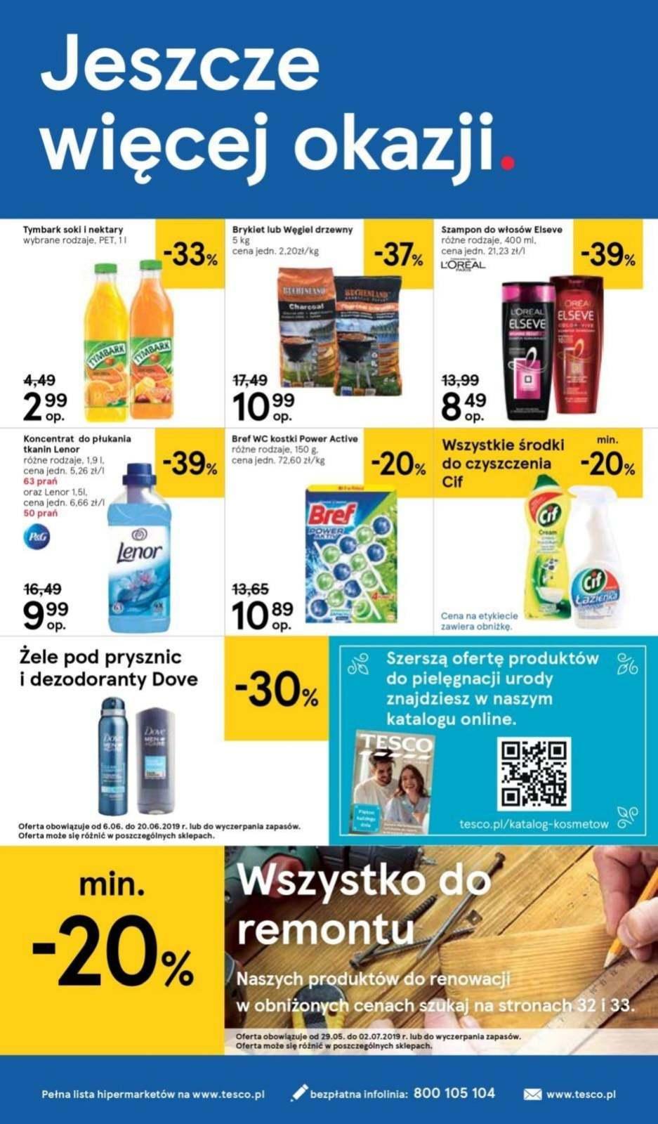 Gazetka promocyjna Tesco do 12/06/2019 str.35