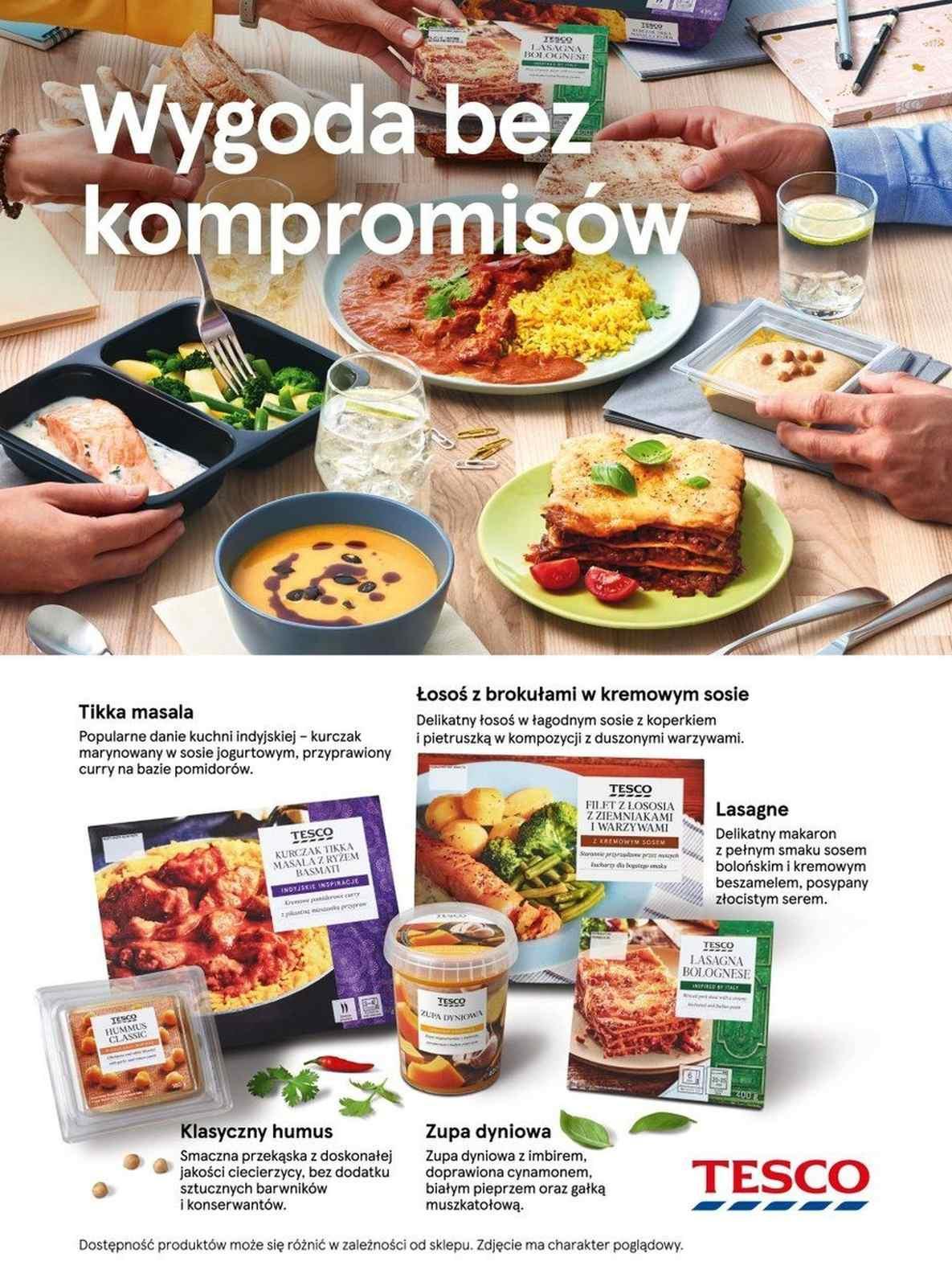 Gazetka promocyjna Tesco do 24/11/2019 str.57