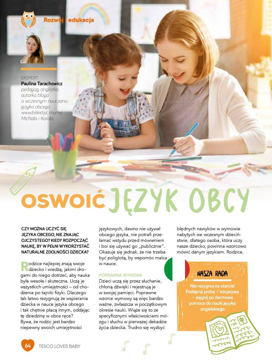 Gazetka promocyjna Tesco do 15/05/2018 str.64