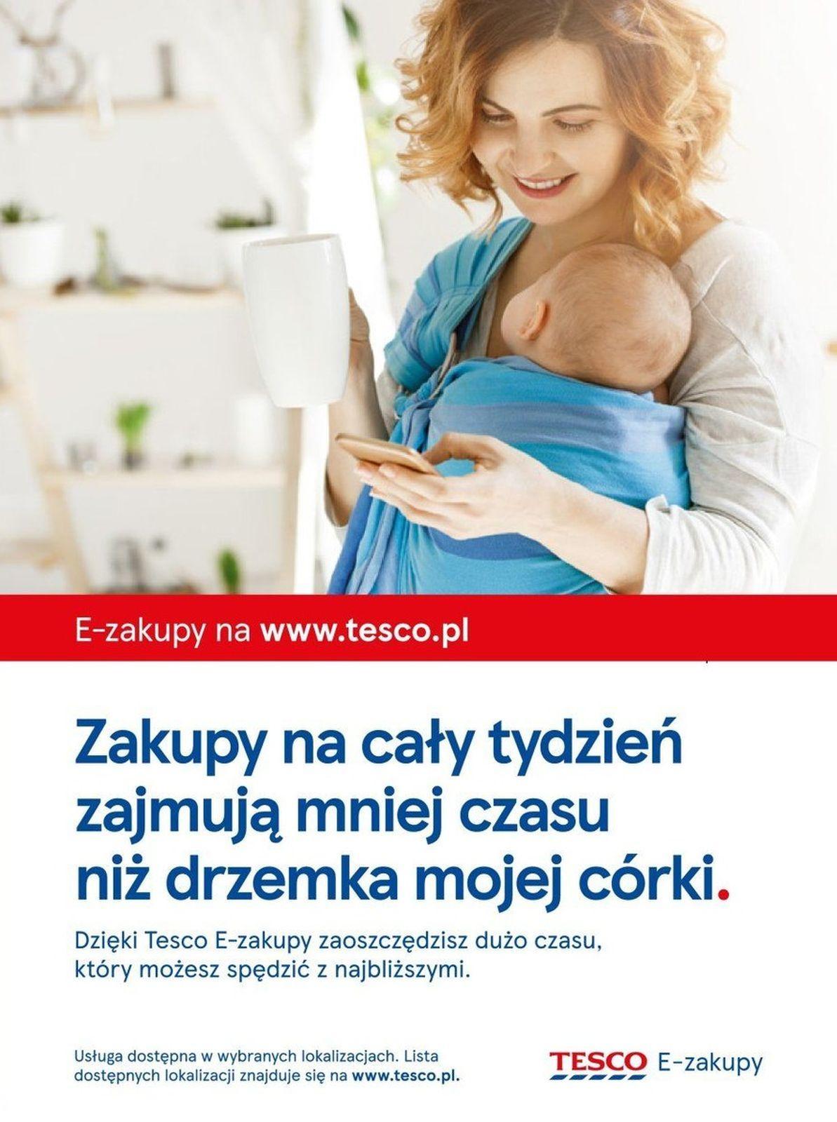 Gazetka promocyjna Tesco do 31/10/2019 str.57