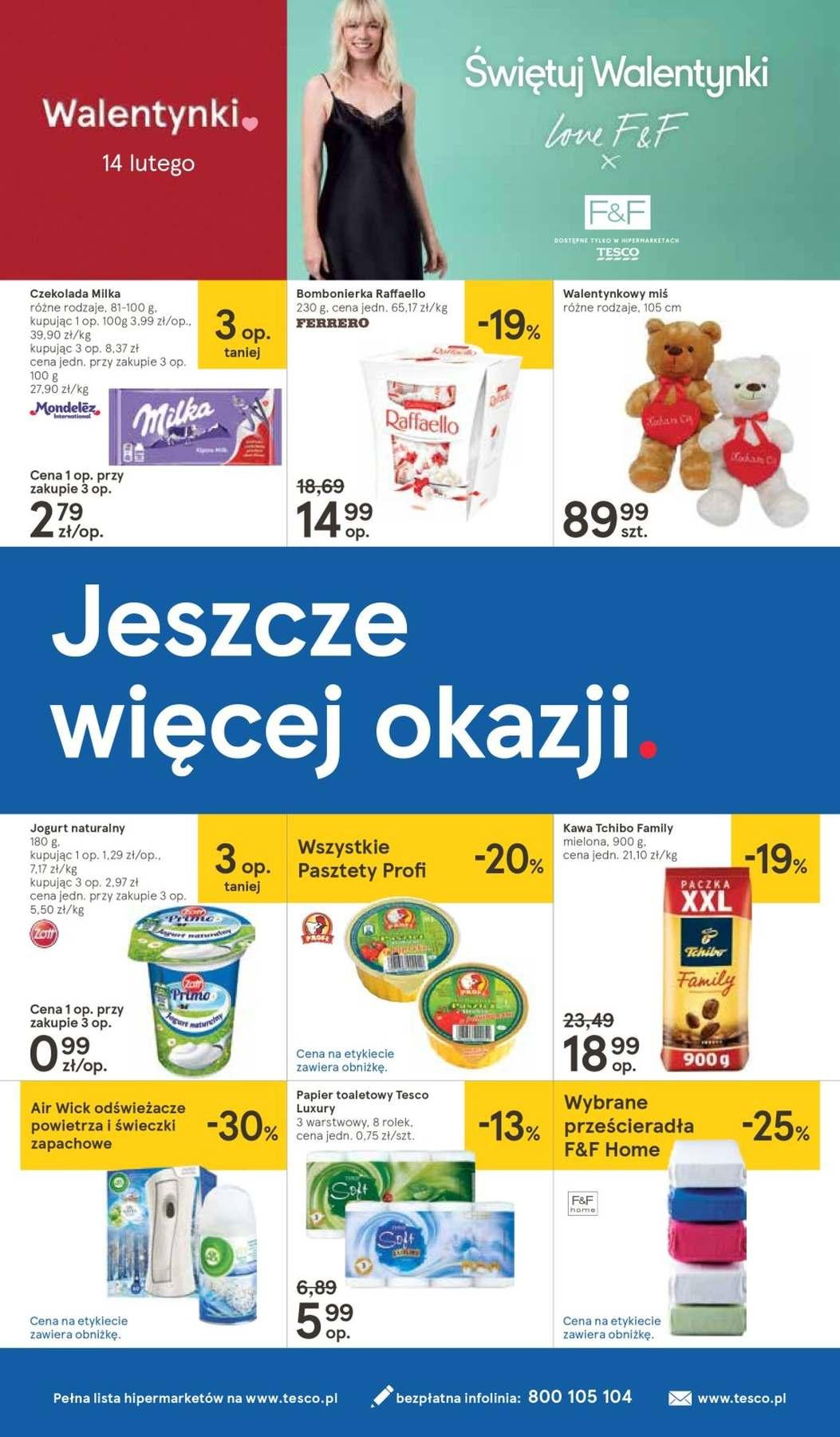 Gazetka promocyjna Tesco do 13/02/2019 str.27