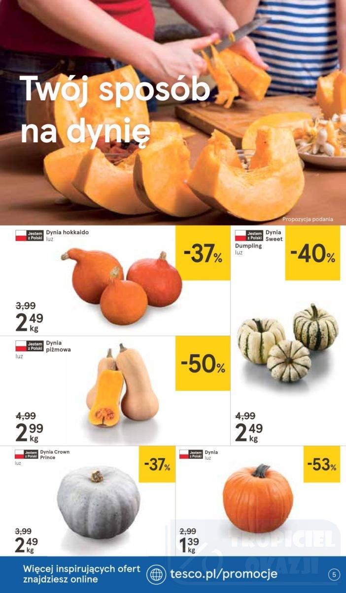 Gazetka promocyjna Tesco do 10/10/2018 str.4