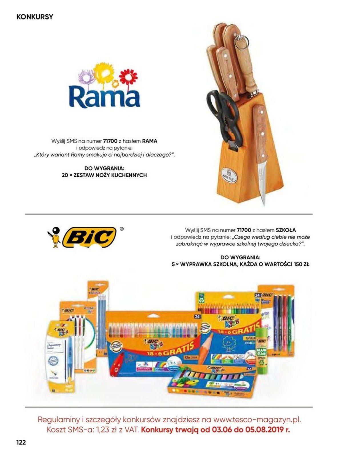 Gazetka promocyjna Tesco do 25/08/2019 str.121