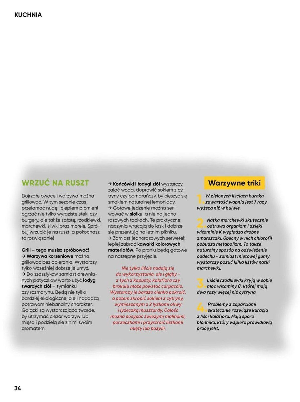 Gazetka promocyjna Tesco do 25/08/2019 str.34