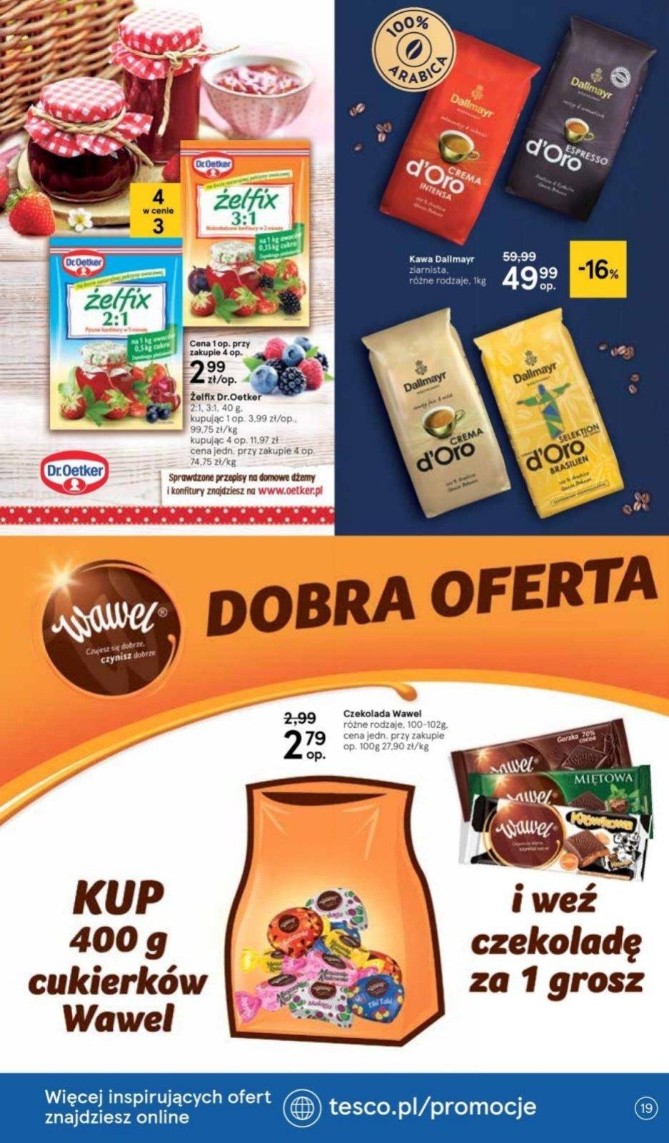 Gazetka promocyjna Tesco do 10/07/2019 str.19