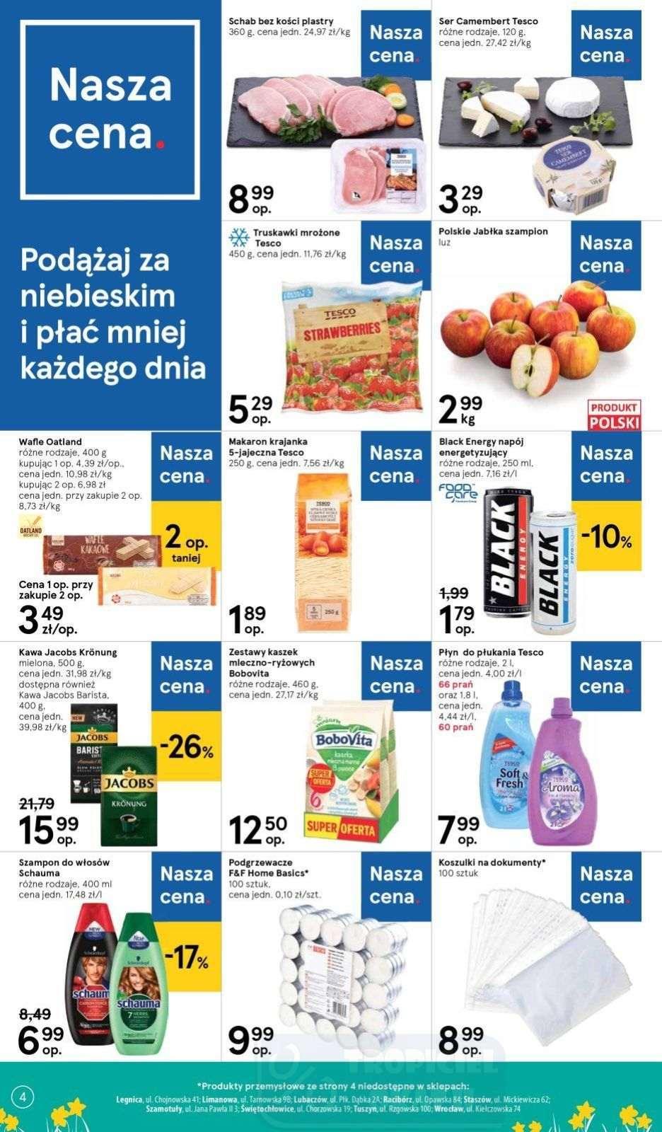 Gazetka promocyjna Tesco do 25/03/2020 str.3