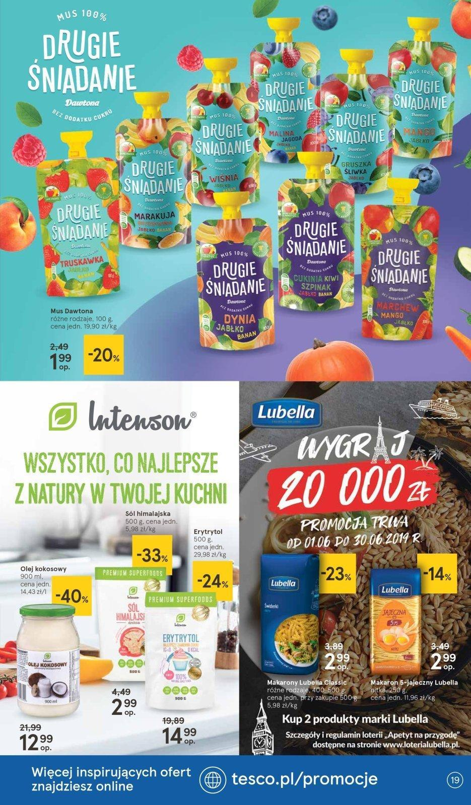 Gazetka promocyjna Tesco do 05/06/2019 str.18