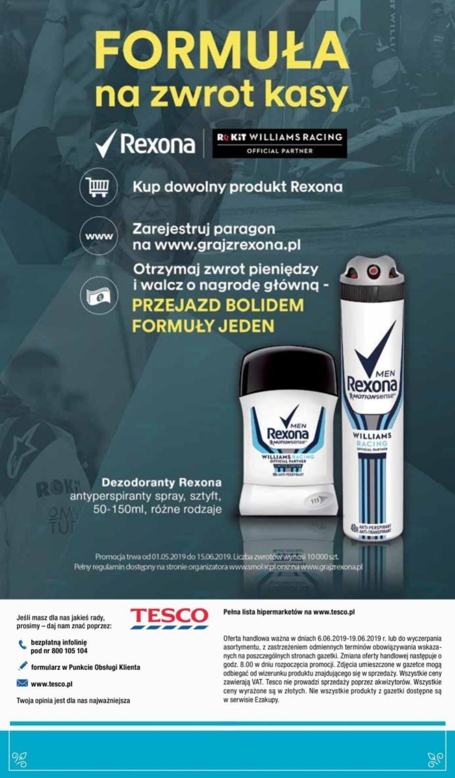 Gazetka promocyjna Tesco do 19/06/2019 str.15