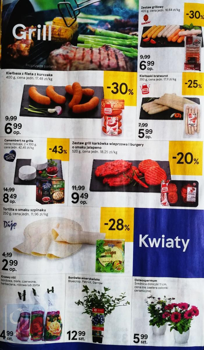 Gazetka promocyjna Tesco do 09/05/2018 str.6