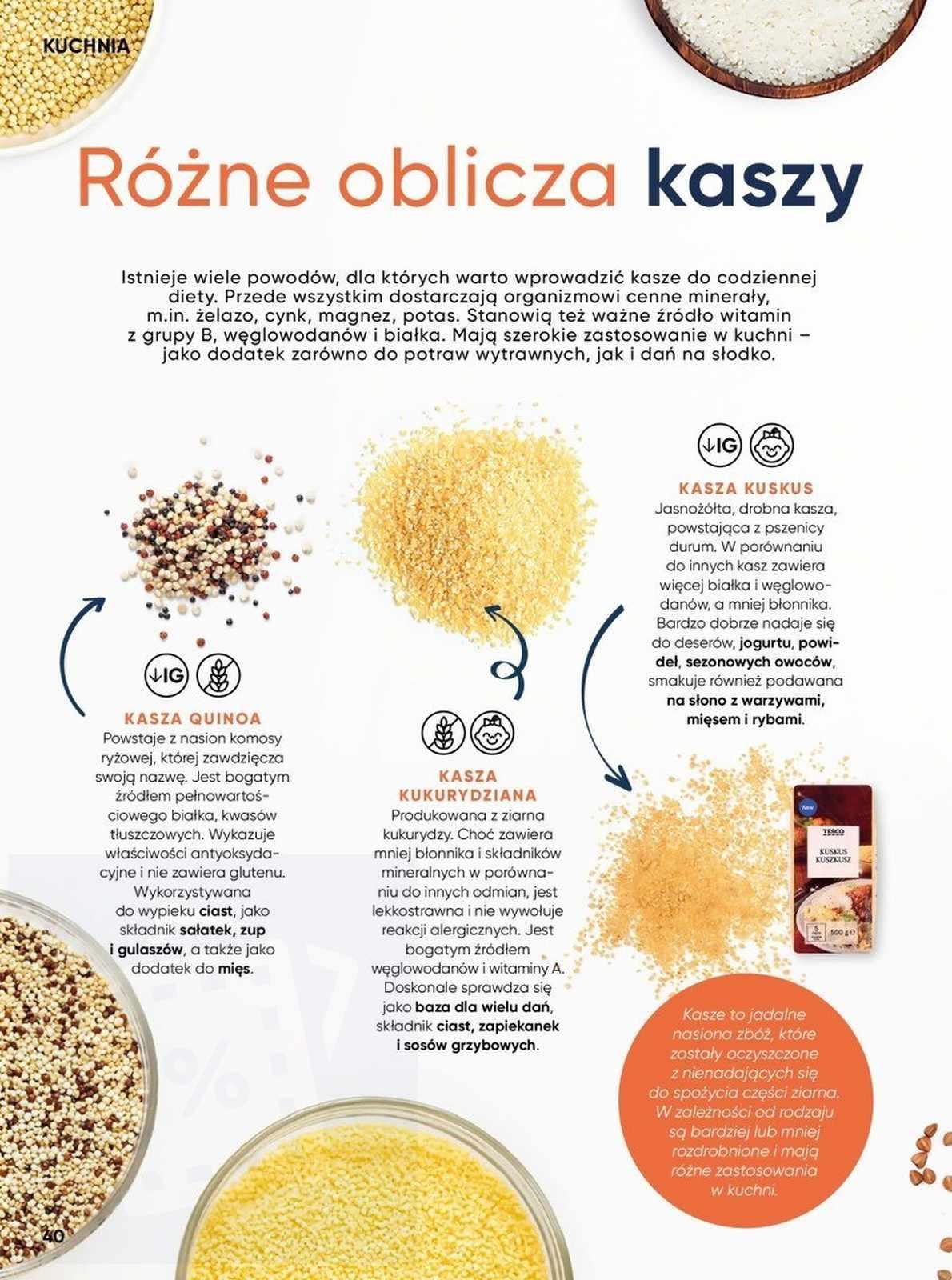 Gazetka promocyjna Tesco do 24/11/2019 str.40