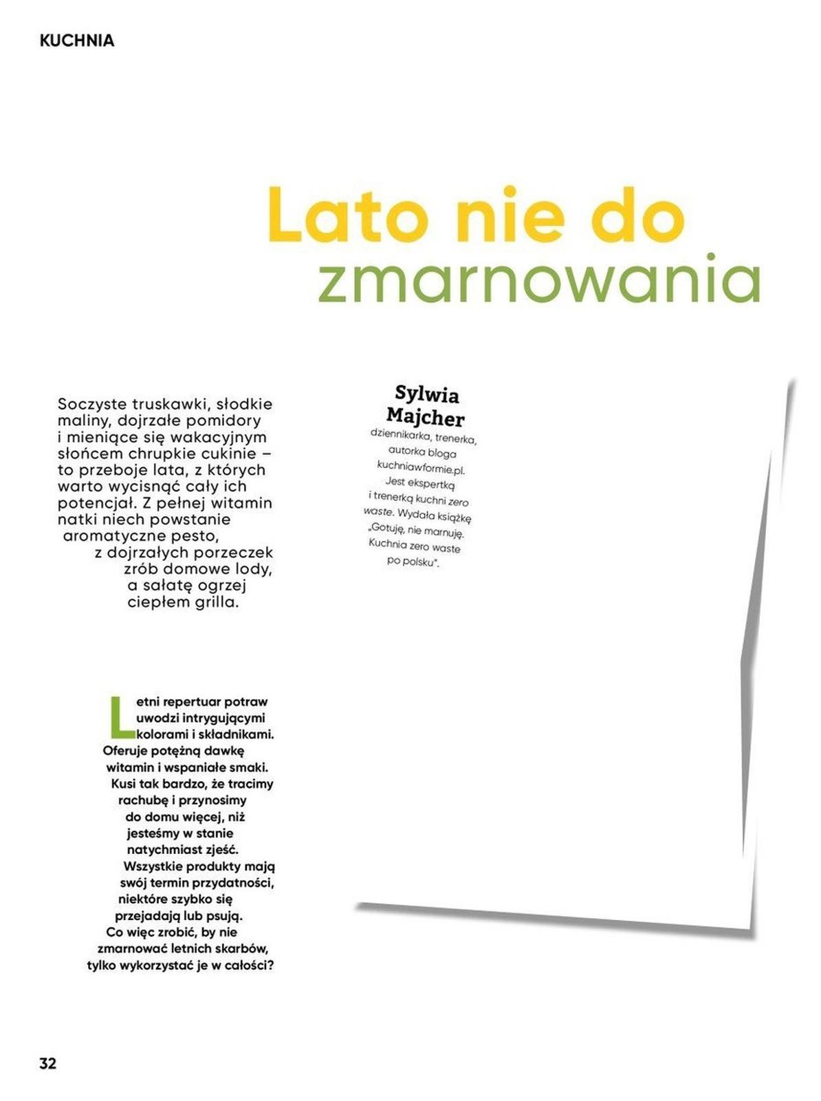 Gazetka promocyjna Tesco do 25/08/2019 str.32