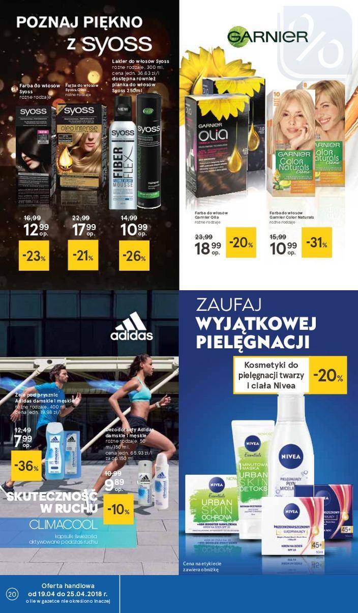 Gazetka promocyjna Tesco do 25/04/2018 str.19