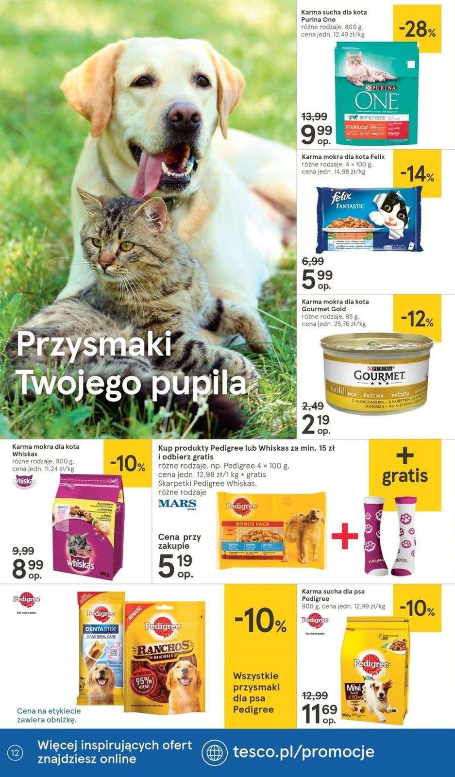 Gazetka promocyjna Tesco do 18/09/2019 str.12