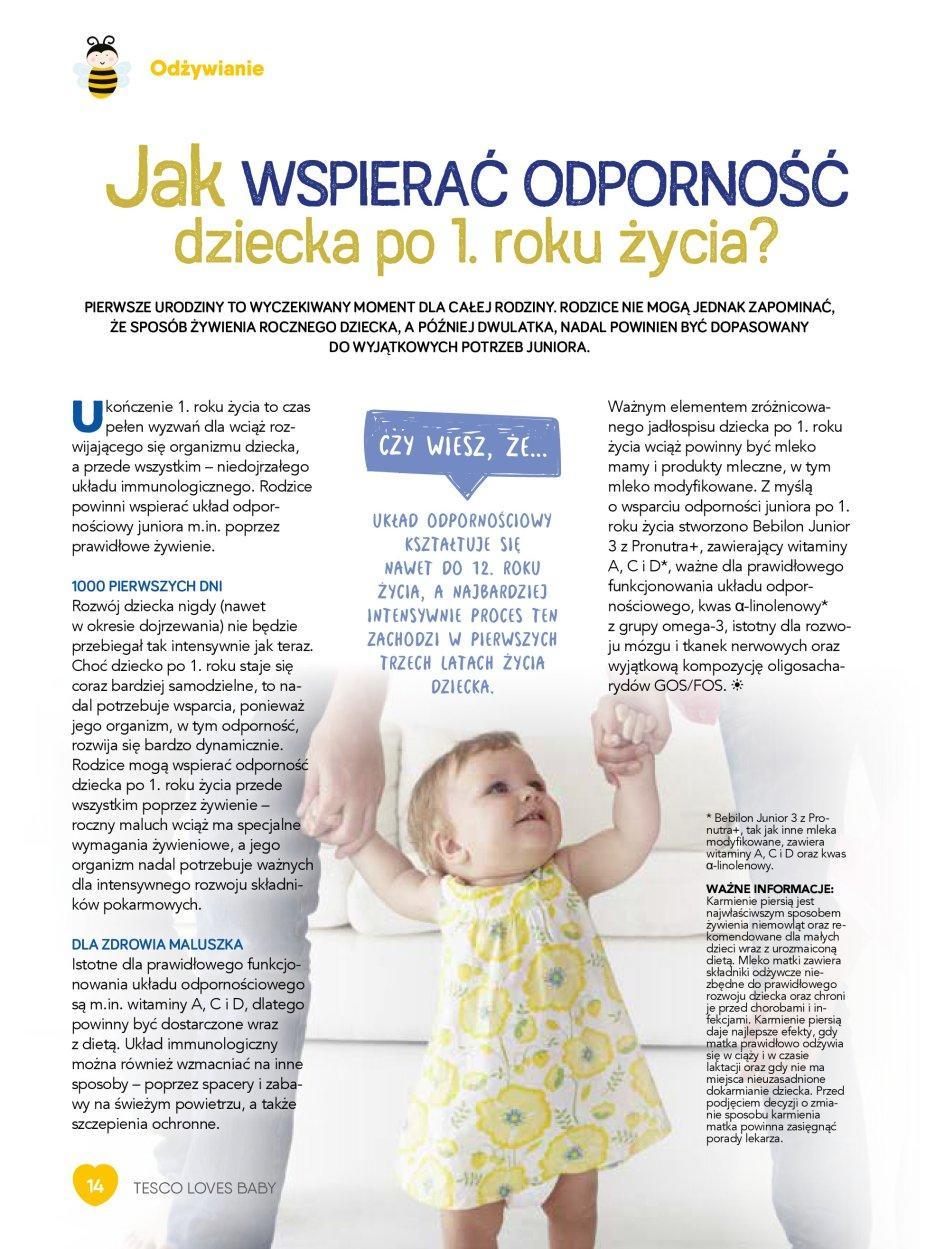 Gazetka promocyjna Tesco do 15/05/2018 str.14