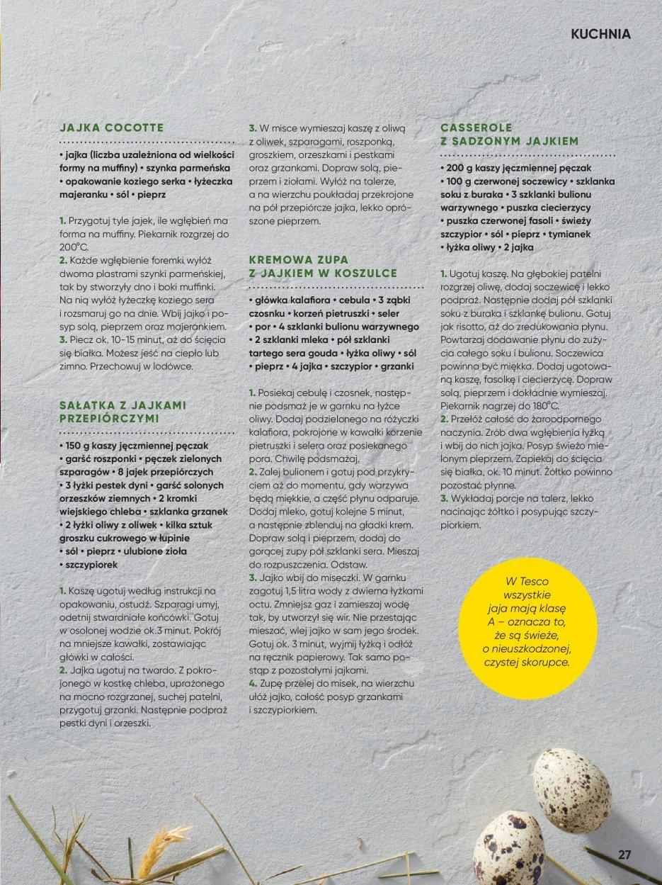 Gazetka promocyjna Tesco do 30/06/2019 str.26