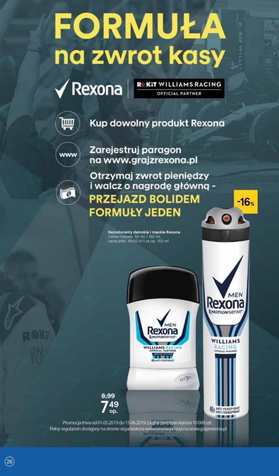 Gazetka promocyjna Tesco do 12/06/2019 str.25
