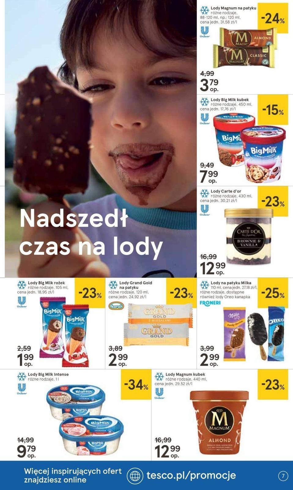 Gazetka promocyjna Tesco do 22/05/2019 str.6