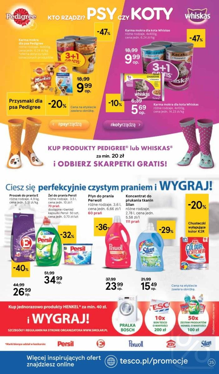 Gazetka promocyjna Tesco do 17/10/2018 str.24