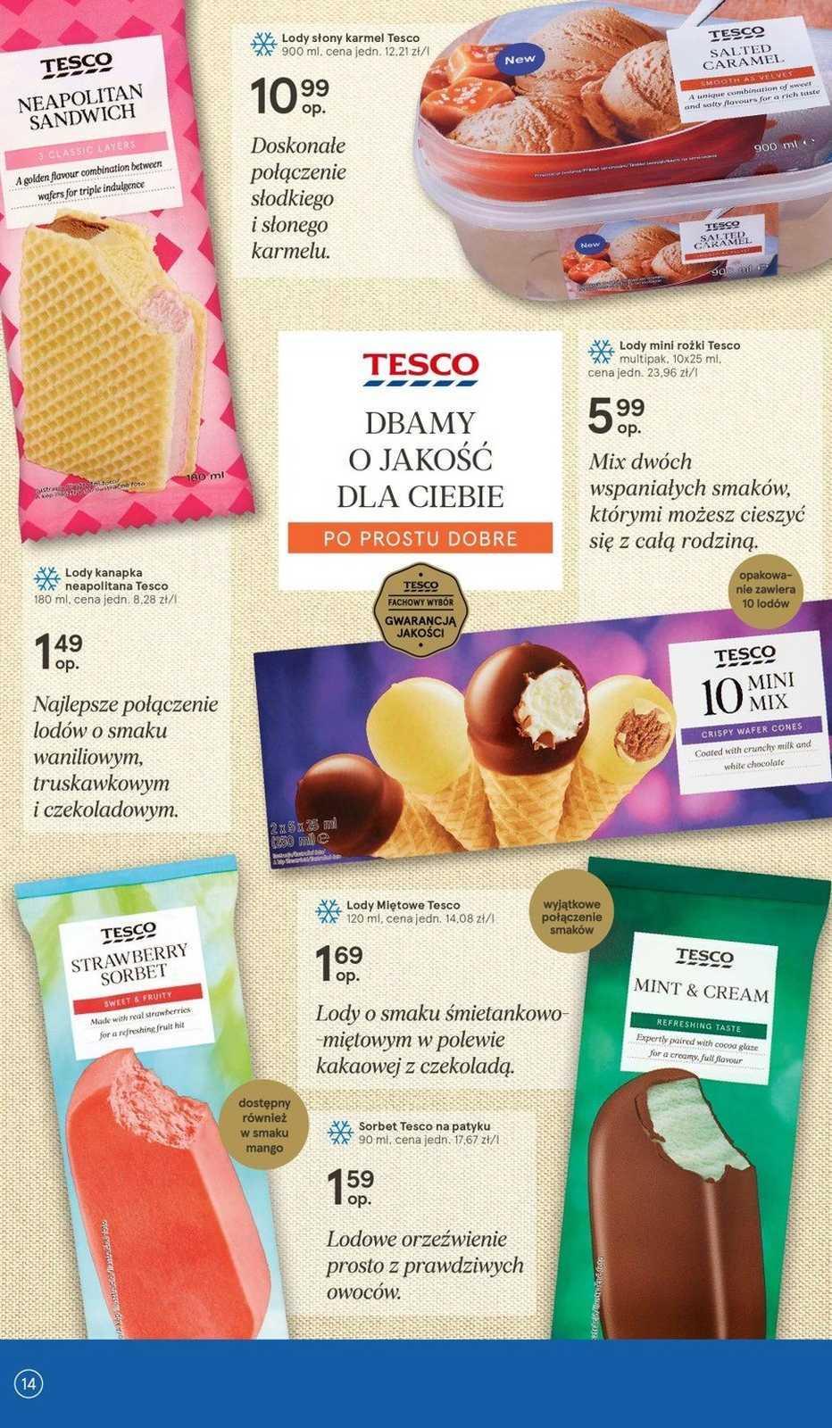 Gazetka promocyjna Tesco do 03/07/2019 str.13