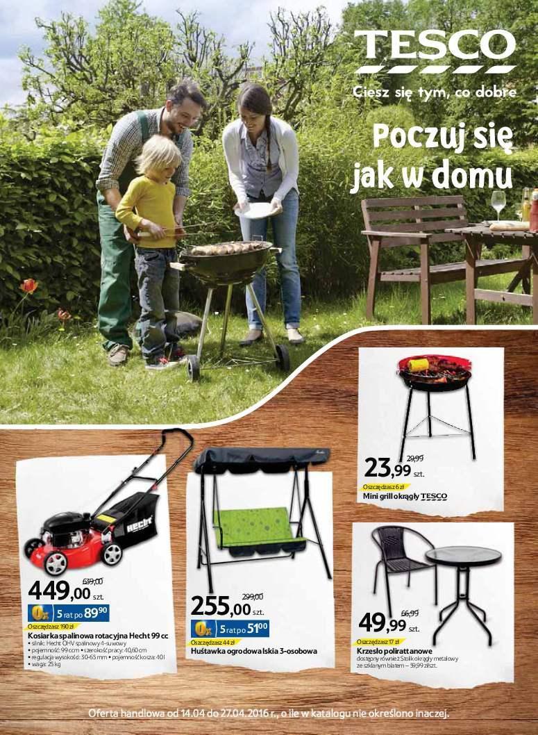 Gazetka promocyjna Tesco do 27/04/2016 str.0