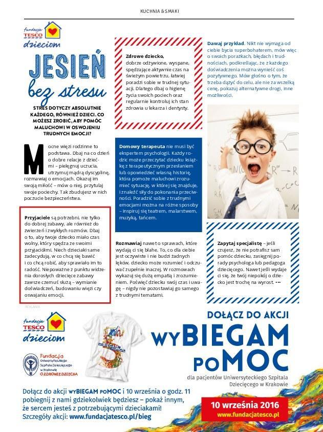 Gazetka Promocyjna I Reklamowa Tesco Magazyn Tesco Od 29 08 2016