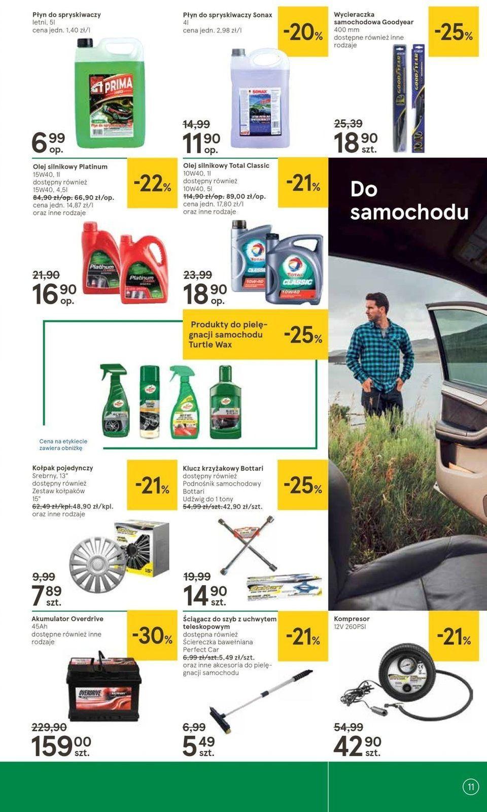 Gazetka promocyjna Tesco do 25/04/2019 str.10