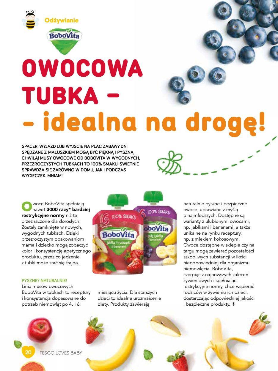 Gazetka promocyjna Tesco do 15/05/2018 str.20