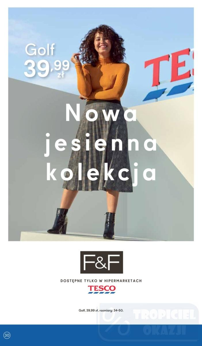 Gazetka promocyjna Tesco do 19/09/2018 str.30