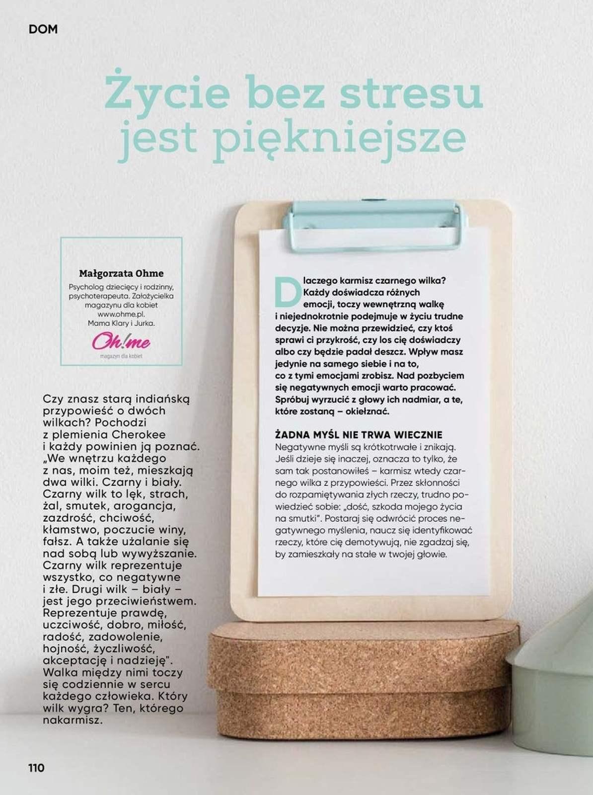 Gazetka promocyjna Tesco do 25/08/2019 str.110